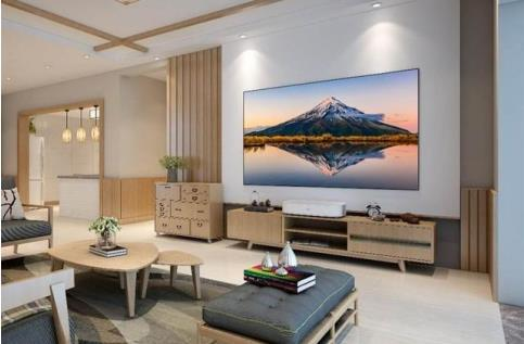 中国彩电弯道超车 激光电视才是发展王道