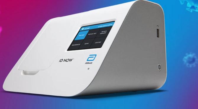 新的FDA授权的COVID-19测试无需实验,仅需5分钟即可产生结果