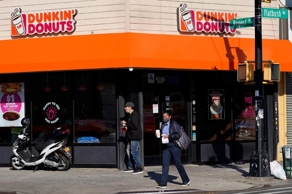 Dunkin'和Baskin Robbins的母公司正在与一家私募股权投资公司进行谈判,以使该咖啡公司的估值接近90亿美元。